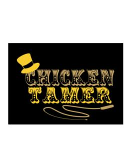 Chicken Tamer Sticker