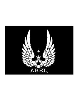 Abel - Wings Sticker