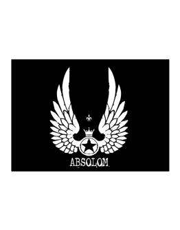 Absolom - Wings Sticker