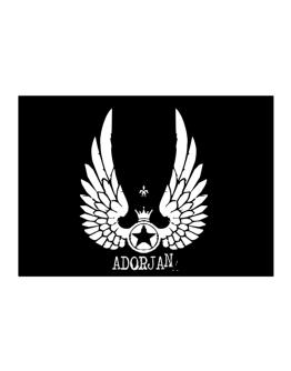 Adorjan - Wings Sticker