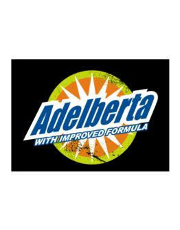 Adelberta - With Improved Formula Sticker