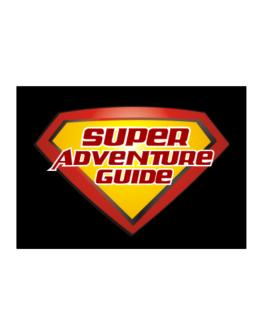 Super Adventure Guide Sticker