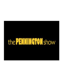 The Pennington Show Sticker
