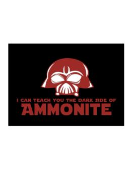 I Can Teach You The Dark Side Of Ammonite Sticker