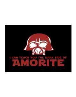 I Can Teach You The Dark Side Of Amorite Sticker