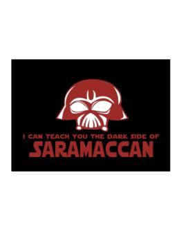 I Can Teach You The Dark Side Of Saramaccan Sticker