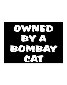 Owned By S Bombay Sticker