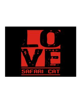 Love Safari Sticker