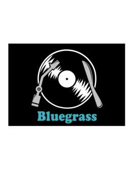 Bluegrass - Lp Sticker