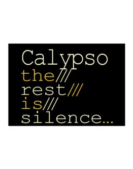 Calypso The Rest Is Silence... Sticker
