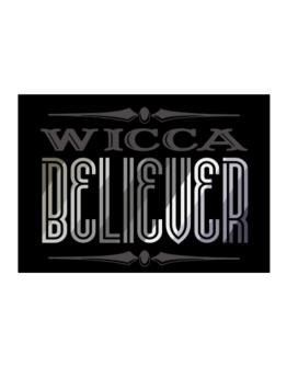Wicca Believer Sticker