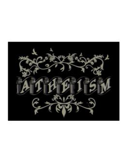 Atheism Sticker