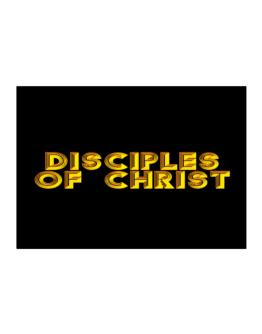 Disciples Of Christ Sticker