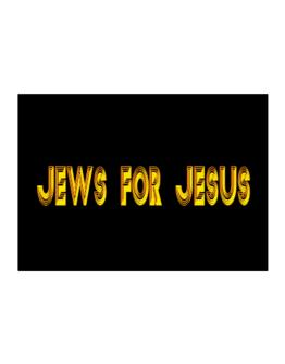 Jews For Jesus Sticker