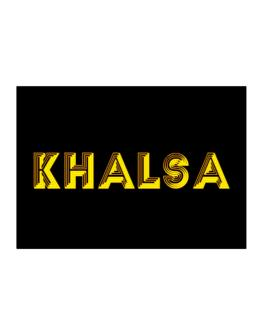 Khalsa Sticker