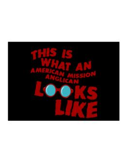 This Is What An American Mission Anglican Looks Like Sticker