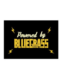 Powered By Bluegrass Sticker