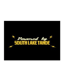 Powered By South Lake Tahoe Sticker