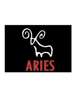 Aries - Cartoon Sticker