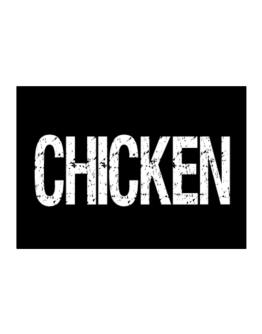 Chicken - Vintage Sticker