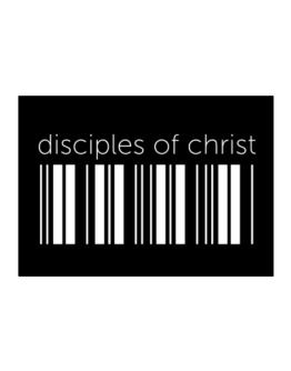 Disciples Of Christ barcode Sticker