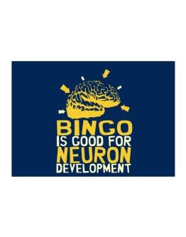 Bingo Is Good For Neuron Development Sticker