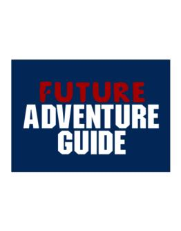 Future Adventure Guide Sticker