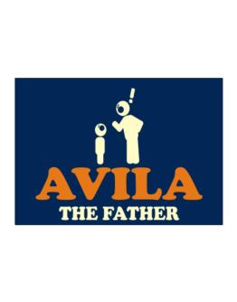 Avila The Father Sticker