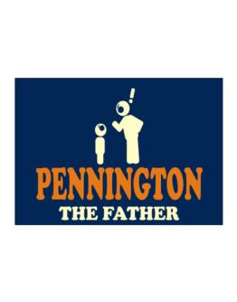 Pennington The Father Sticker
