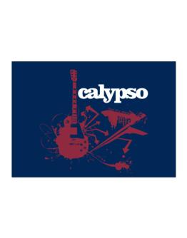 Calypso - Feel The Music Sticker