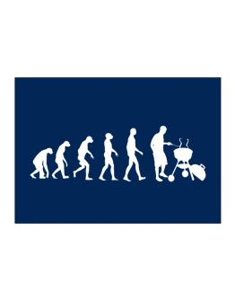 BBQ Evolution Sticker