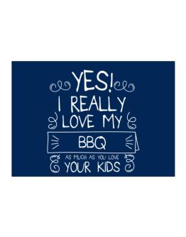 Yes I really love my BBQ 2 Sticker