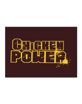 Chicken Power Sticker