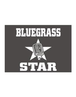 Bluegrass Star - Microphone Sticker