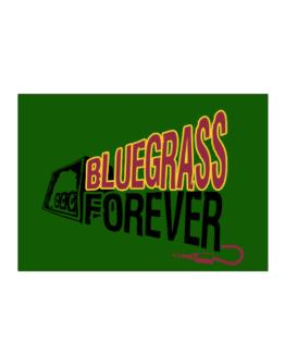 Bluegrass Forever Sticker