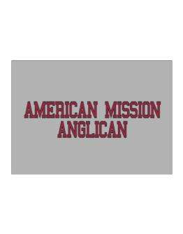 American Mission Anglican - Simple Athletic Sticker