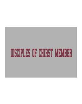 Disciples Of Chirst Member - Simple Athletic Sticker