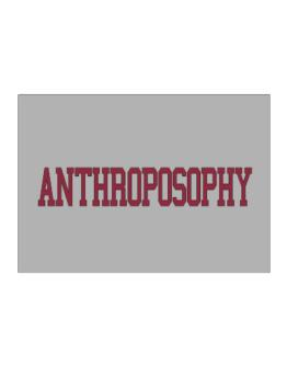 Anthroposophy - Simple Athletic Sticker