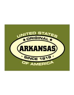Original Arkansas Since Sticker