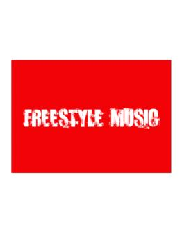 Freestyle Music - Simple Sticker