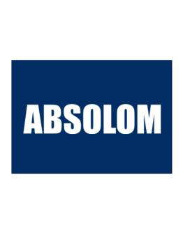 Absolom Sticker