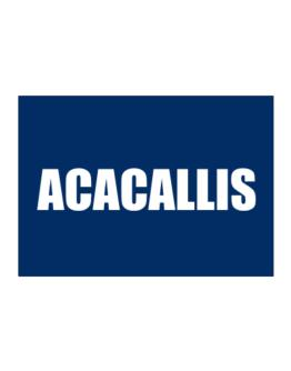 Acacallis Sticker