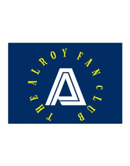 The Alroy Fan Club Sticker