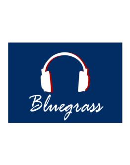 Bluegrass - Headphones Sticker