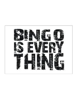 Bingo Is Everything Sticker