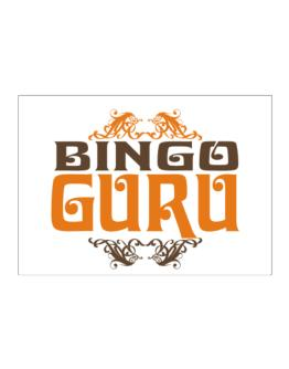 Bingo Guru Sticker
