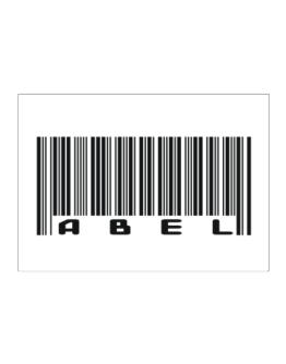 Bar Code Abel Sticker
