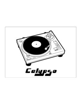 Retro Calypso - Music Sticker