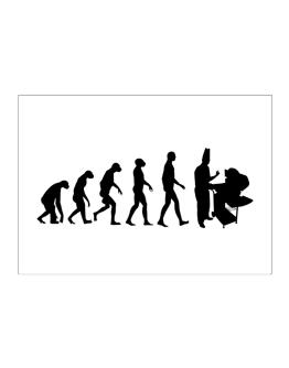 BBQ Cheff Evolution Sticker