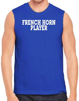 French Horn Player - Simple Sleeveless